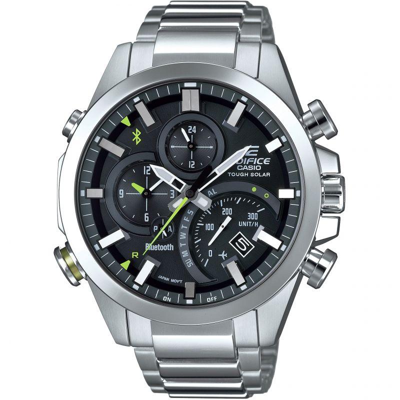 Mens Casio Edifice Bluetooth Chronograph Watch