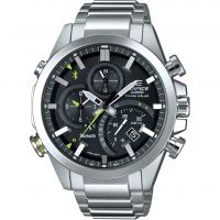 Herren Casio Edifice Bluetooth Chronograph Watch EQB-501D-1AER