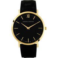 unisexe Larsson & Jennings Lugano 40mm Watch LJ-W-LBCK-L-GB
