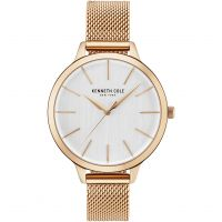 Kenneth Cole Madison Unisexklocka Guld KC15056014
