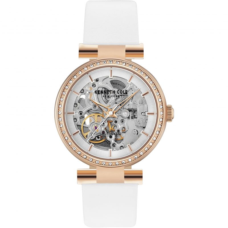 Ladies Kenneth Cole Lexington Automatic Watch