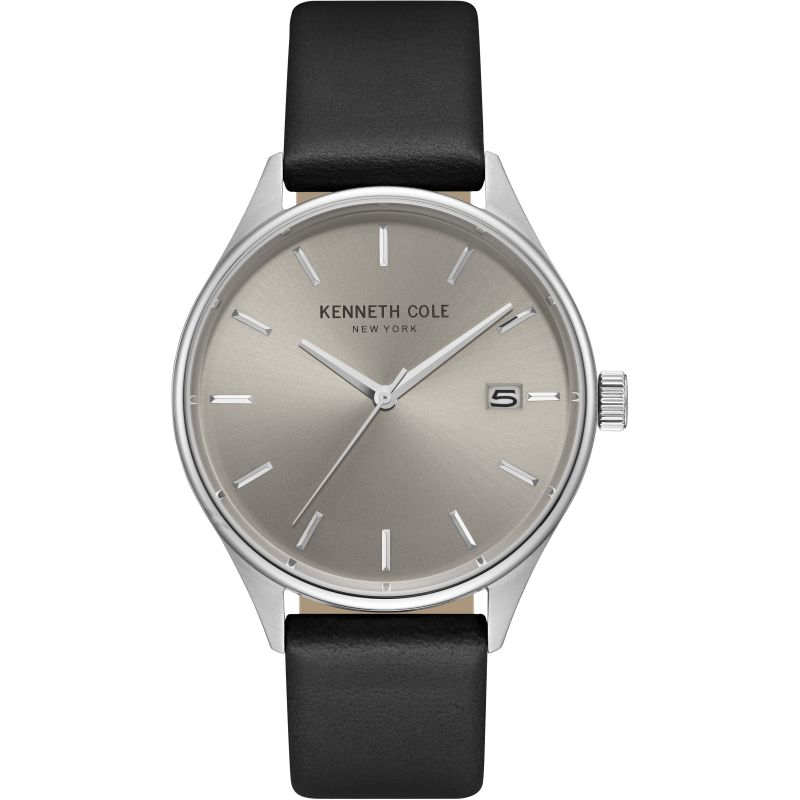 Kenneth Cole Varick Herrklocka Svart KC15112002