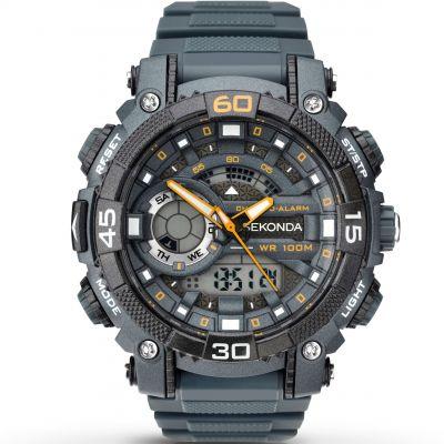 Mens Sekonda Alarm Chronograph Watch 1349