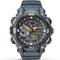 Herren Sekonda Alarm Chronograph Watch 1349