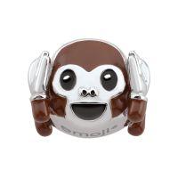 femme Persona Hear No Evil Monkey Emoji Bead Charm Watch H14991P1