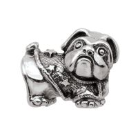 femme Persona Barkley the Bulldog Bead Charm Watch H13614P1