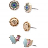 femme Lonna And Lilly Royal Radiance Earrings Watch 60468503-Z01