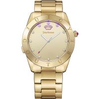 Juicy Couture Couture Connect Smartwatch Dameshorloge Goud 1901500