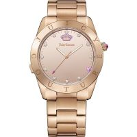 Juicy Couture Couture Connect Smartwatch Dameshorloge Rose 1901501