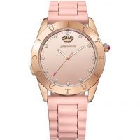 Juicy Couture Couture Connect Smartwatch Dameshorloge Roze 1901546