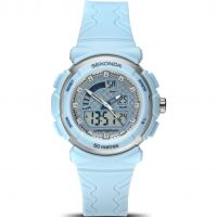 Damen Sekonda Alarm Chronograph Watch 2421