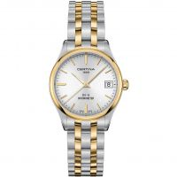 Damen Certina DS 8 Watch C0332512203100