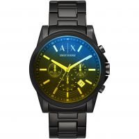 Armani Exchange Herenhorloge Zwart AX2513