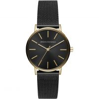 Armani Exchange Dameshorloge Zwart AX5548