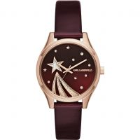 Ladies Karl Lagerfeld Janelle Watch