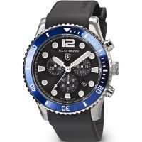 Elliot Brown Bloxworth Herrkronograf Svart 929-012-R01
