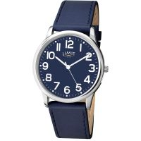 Limit Herenhorloge Blauw 5606.37