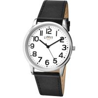 Limit Herenhorloge Zwart 5608.37