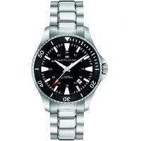Herren Hamilton Khaki Navy Scuba Watch H82335131