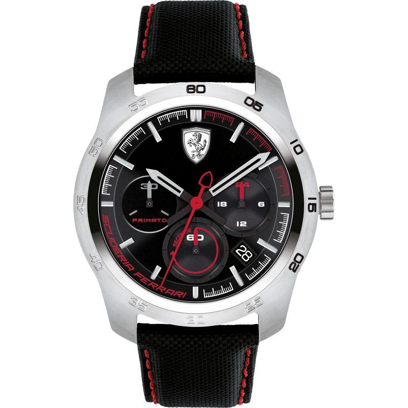 Mens Scuderia Ferrari Primato Watch