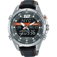 homme Pulsar Sports Chronograph Watch PZ4029X1