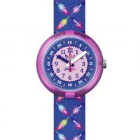 Reloj para Niños Flik Flak Cool Feather FPNP016