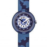 Reloj para Niños Flik Flak Night Guards FPNP017