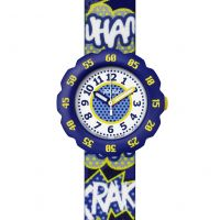 Kinder Flik Flak Peppiness Watch FPSP013