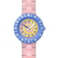 Kinder Flik Flak Swirly Candy Watch FCSP045