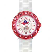 Childrens Flik Flak Milkita Watch