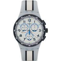 unisexe Swatch Mirkolino Chronograph Watch SUSS401