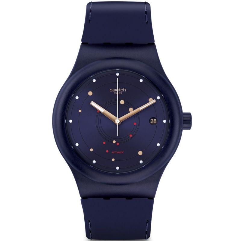 Unisex Swatch Sistem Sea Automatic Watch