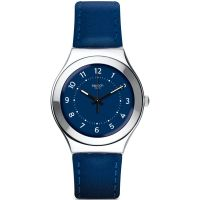 Orologio da Unisex Swatch Night Twist YGS136