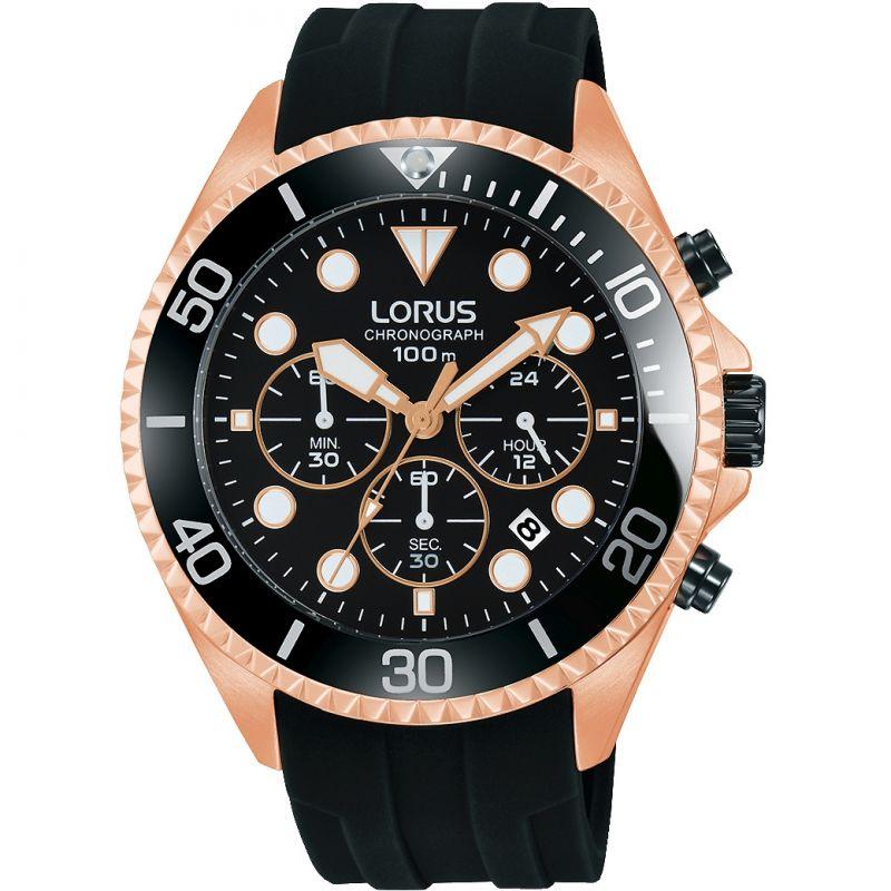 Mens Lorus Sports Chronograph Watch