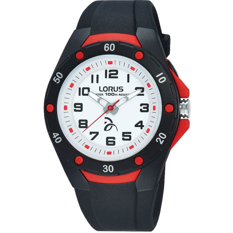 Kinder Lorus Novak Djokovic Foundation Watch R2363LX9