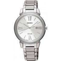 Damen Seiko Solar Powered Watch SUT323P1