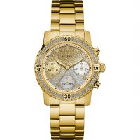 Ladies Guess Confetti Watch
