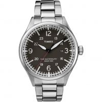 Timex The Waterbury Herrklocka Silver TW2R38700
