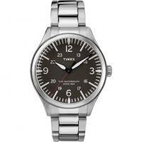 Timex The Waterbury Herrklocka Silver TW2R38900
