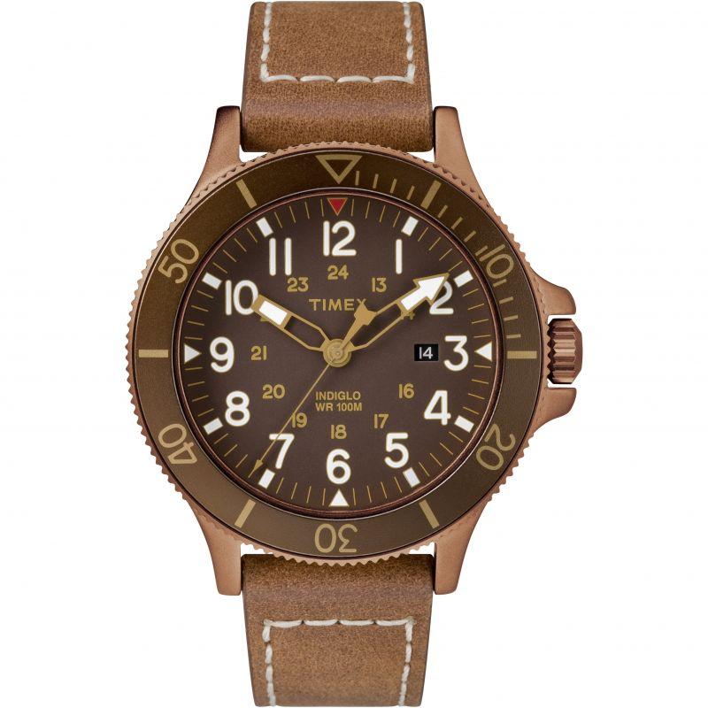 Mens Timex Allied Coastline Watch