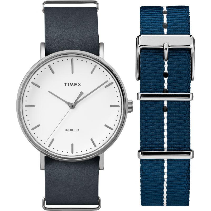 Unisex Timex Fairfield Box Set Watch