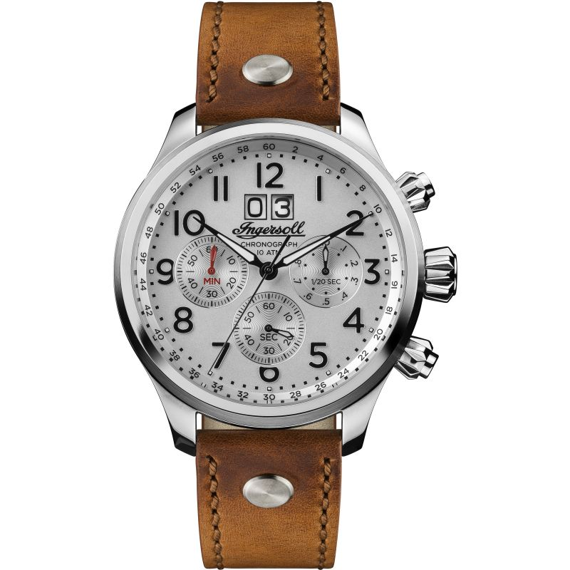 Mens Ingersoll The Delta Chronograph Watch