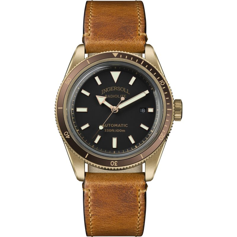 Mens Ingersoll The Scovill Limited Edition Automatic Watch