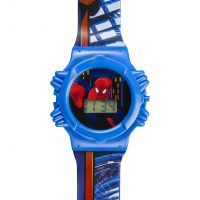 Character Marvel Ultimate Spiderman Wallet Set Kinderenhorloge Meerkleurig SPM8SET