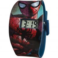 Character Marvel Ultimate Spiderman Kinderenhorloge Meerkleurig SPM61