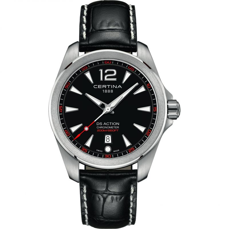Mens Certina DS Action Watch