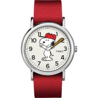 Unisex Timex Weekender Timex x Peanuts Snoopy Uhren