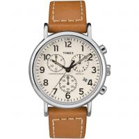 Mens Timex Weekender Chronograph Watch TW2R42700