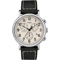 homme Timex Weekender Chronograph Watch TW2R42800