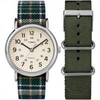 homme Timex Weekender Box Set Watch TWG015300
